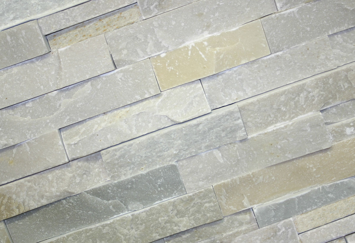 TSN-036 Stone Panels White Quarzite