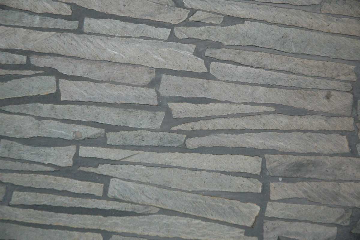 TSN-058J Wall Cladding sliced Java Basalt ingevoegd