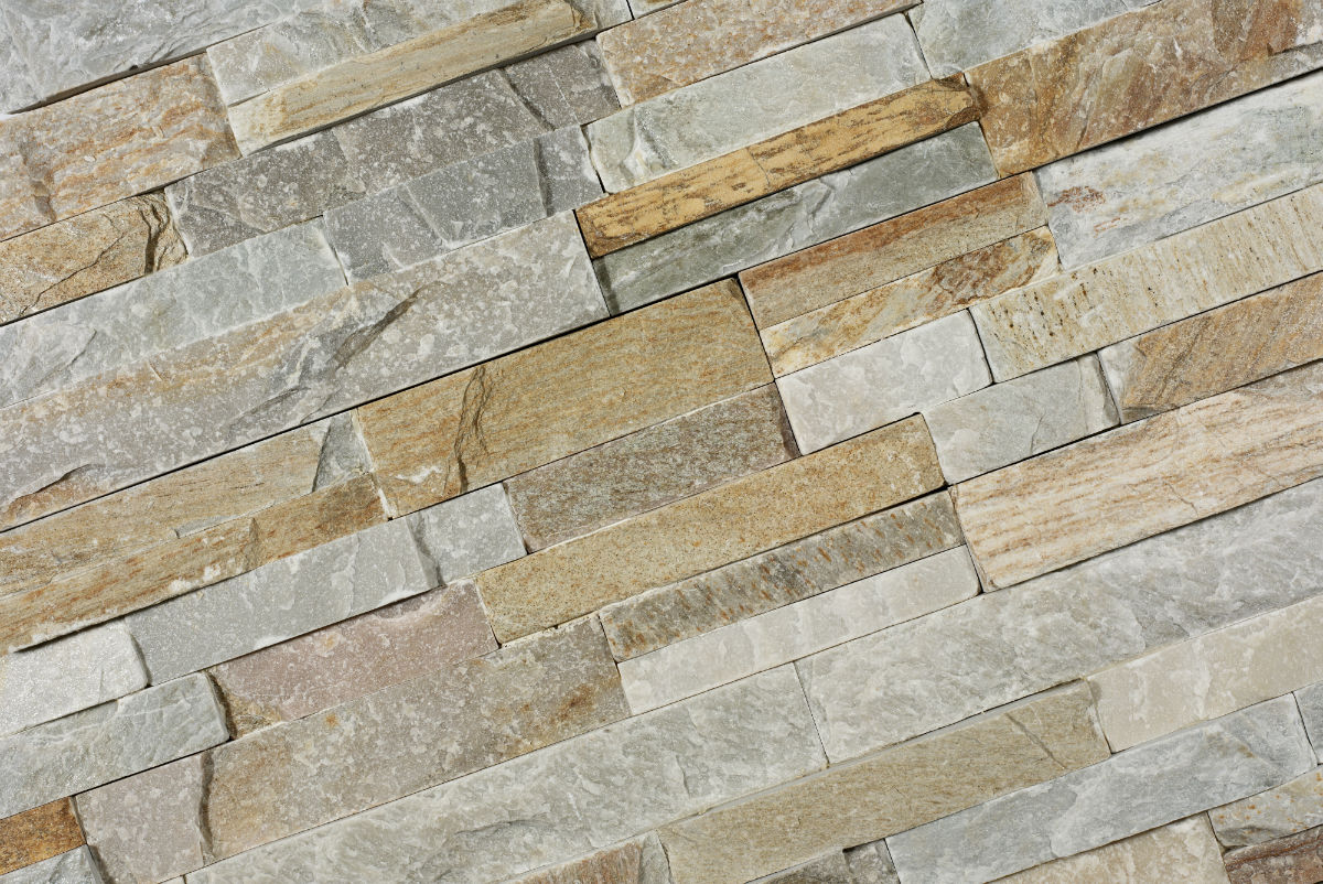 TSN-080 Stone Panels Golden Quarzite