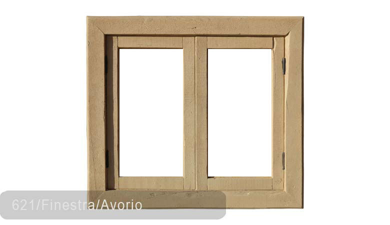 TSN-621 Window Finestra Avorio