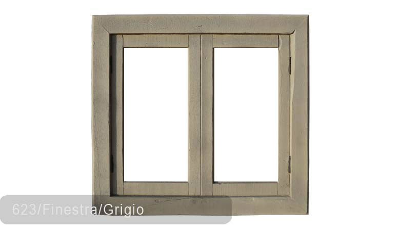 TSN-623 Window Finestra Grigio