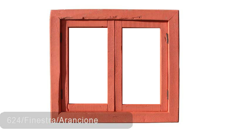 TSN-624 Window Finestra Arancione