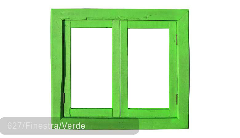 TSN-627 Window Finestra Verde