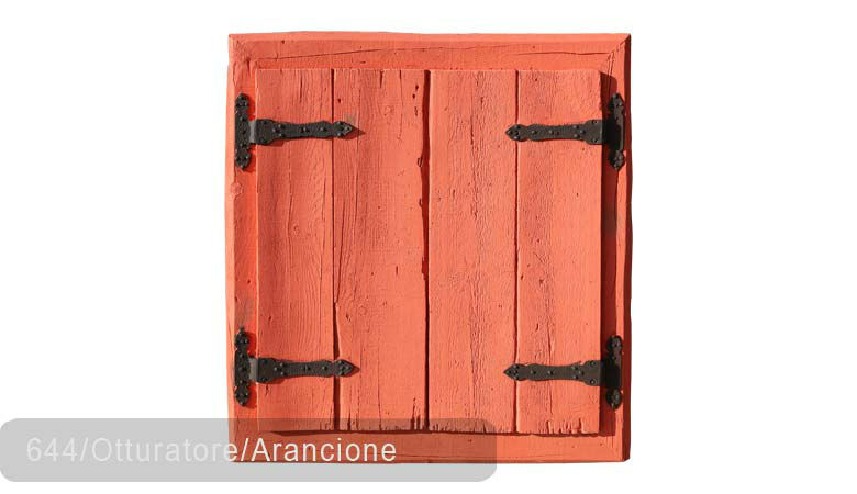 TSN-644 Window Otturatore Arancione