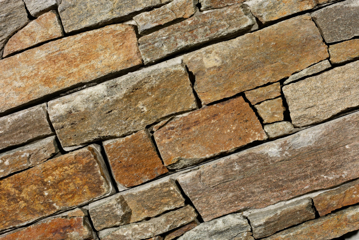 TSN PC-004 Stone Panels Rustic Autumn